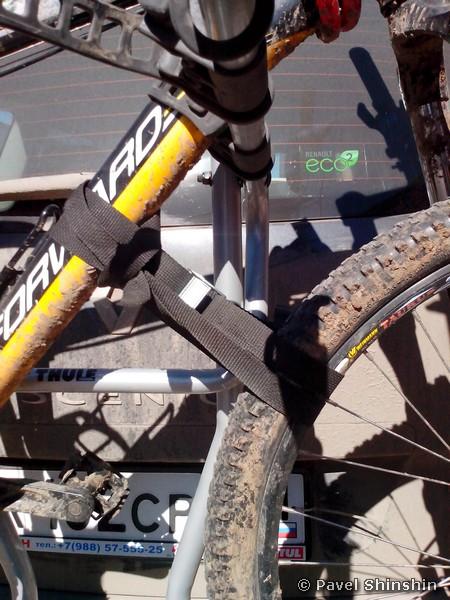 Обзор крепления для велосипедов
