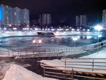 Пробежка по Москве