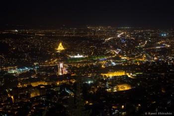 Прогулка по центру Тбилиси. Часть 4