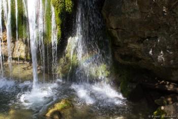 Крым. Водопад Джур-джур
